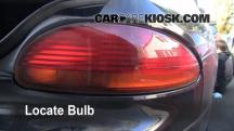 2001 Chrysler LHS 3.5L V6 Luces