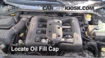 2001 Chrysler LHS 3.5L V6 Oil