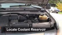 2001 Ford E-150 Econoline Club Wagon XLT 5.4L V8 Coolant (Antifreeze)