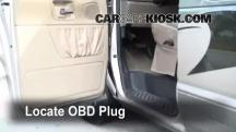 2001 Ford E-150 Econoline Club Wagon XLT 5.4L V8 Compruebe la luz del motor