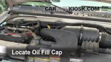 2001 Ford E-150 Econoline Club Wagon XLT 5.4L V8 Oil