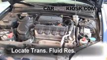 2001 Honda Civic EX 1.7L 4 Cyl. Coupe (2 Door) Transmission Fluid