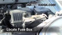 2001 Hyundai Santa Fe GL 2.4L 4 Cyl. Fuse (Engine)