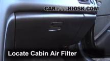 2001 Infiniti I30 T 3.0L V6 Filtro de aire (interior)