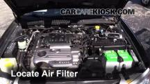 2001 Infiniti I30 T 3.0L V6 Air Filter (Engine)