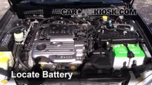 2001 Infiniti I30 T 3.0L V6 Batería