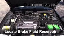 2001 Infiniti I30 T 3.0L V6 Brake Fluid