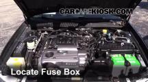 2001 Infiniti I30 T 3.0L V6 Fusible (motor)