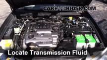 2001 Infiniti I30 T 3.0L V6 Transmission Fluid