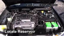2001 Infiniti I30 T 3.0L V6 Líquido limpiaparabrisas