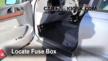 2001 Lincoln Continental 4.6L V8 Fuse (Interior)