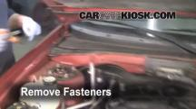 2001 Mazda Tribute DX 3.0L V6 Air Filter (Cabin)