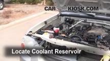 2001 Nissan Frontier SE 3.3L V6 Crew Cab Pickup (4 Door) Coolant (Antifreeze)
