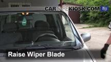 2001 Opel Agila Design 1.3L 3 Cyl. Windshield Wiper Blade (Front)