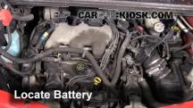 2001 Pontiac Aztek 3.4L V6 Battery