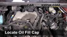 2001 Pontiac Aztek 3.4L V6 Aceite