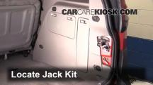 2001 Pontiac Aztek 3.4L V6 Jack Up Car