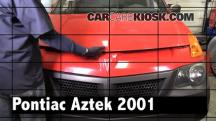 2001 Pontiac Aztek 3.4L V6 Review