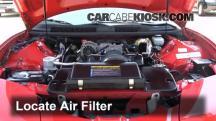 2001 Pontiac Firebird 3.8L V6 Convertible Filtro de aire (motor)