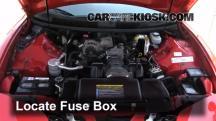 2001 Pontiac Firebird 3.8L V6 Convertible Fusible (motor)