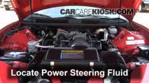 2001 Pontiac Firebird 3.8L V6 Convertible Líquido de dirección asistida