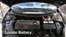2001 Toyota Celica GT 1.8L 4 Cyl. Battery