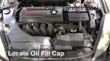 2001 Toyota Celica GT 1.8L 4 Cyl. Oil