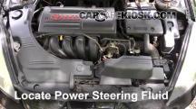 2001 Toyota Celica GT 1.8L 4 Cyl. Power Steering Fluid