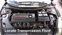 2001 Toyota Celica GT 1.8L 4 Cyl. Líquido de transmisión