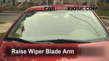 2001 Toyota Echo 1.5L 4 Cyl. (4 Door) Windshield Wiper Blade (Front)