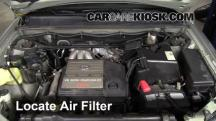 2001 Toyota Highlander 3.0L V6 Air Filter (Engine)