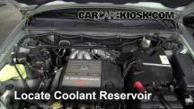 2001 Toyota Highlander 3.0L V6 Coolant (Antifreeze)
