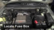 2001 Toyota Highlander 3.0L V6 Fuse (Engine)