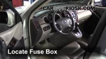 2001 Toyota Highlander 3.0L V6 Fuse (Interior)
