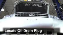 2001 Toyota Highlander 3.0L V6 Oil