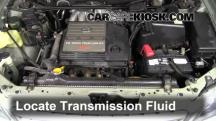 2001 Toyota Highlander 3.0L V6 Transmission Fluid