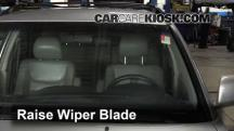 2001 Toyota Highlander 3.0L V6 Windshield Wiper Blade (Front)