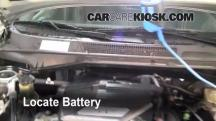 2001 Toyota RAV4 2.0L 4 Cyl. Battery
