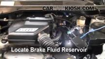 2001 Toyota RAV4 2.0L 4 Cyl. Brake Fluid