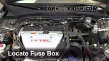 2002 Acura RSX Type-S 2.0L 4 Cyl. Fusible (motor)