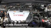 2002 Acura RSX Type-S 2.0L 4 Cyl. Líquido limpiaparabrisas
