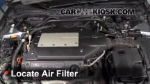 2002 Acura TL 3.2L V6 Filtro de aire (motor)