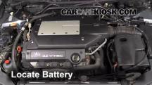 2002 Acura TL 3.2L V6 Battery