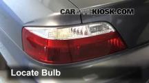 2002 Acura TL 3.2L V6 Lights