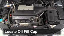 2002 Acura TL 3.2L V6 Oil