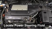 2002 Acura TL 3.2L V6 Power Steering Fluid