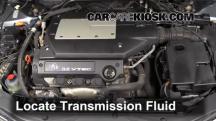 2002 Acura TL 3.2L V6 Transmission Fluid