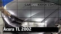 2002 Acura TL 3.2L V6 Review