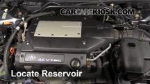 2002 Acura TL 3.2L V6 Windshield Washer Fluid