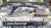 2002 BMW 325i 2.5L 6 Cyl. Sedan Líquido limpiaparabrisas